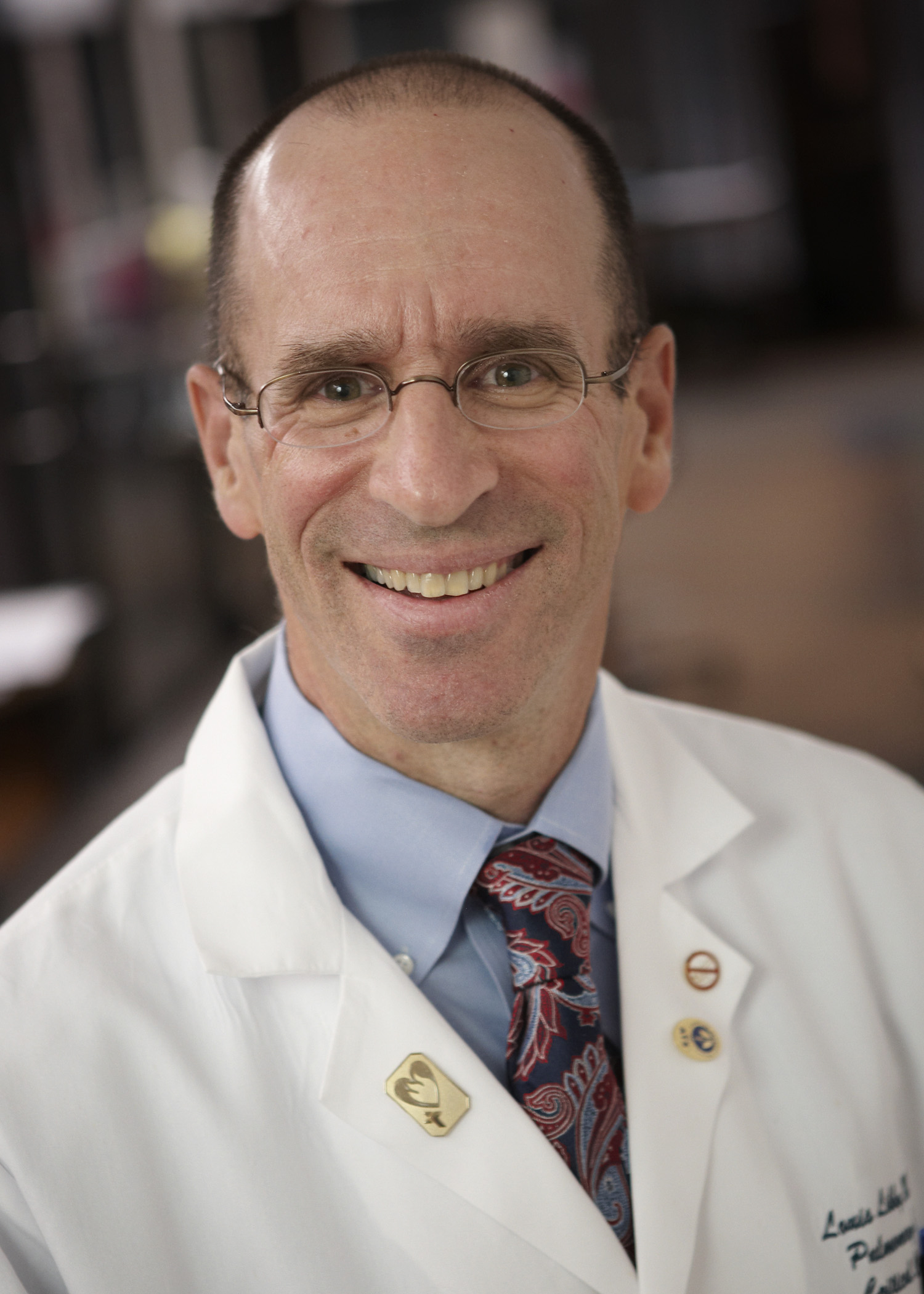 Louis Libby, FCCP, MD