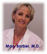 Dr. Mary Barber, MD
