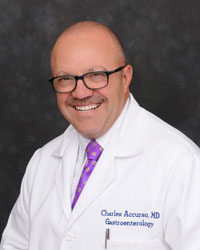 Charles A Accurso, MD