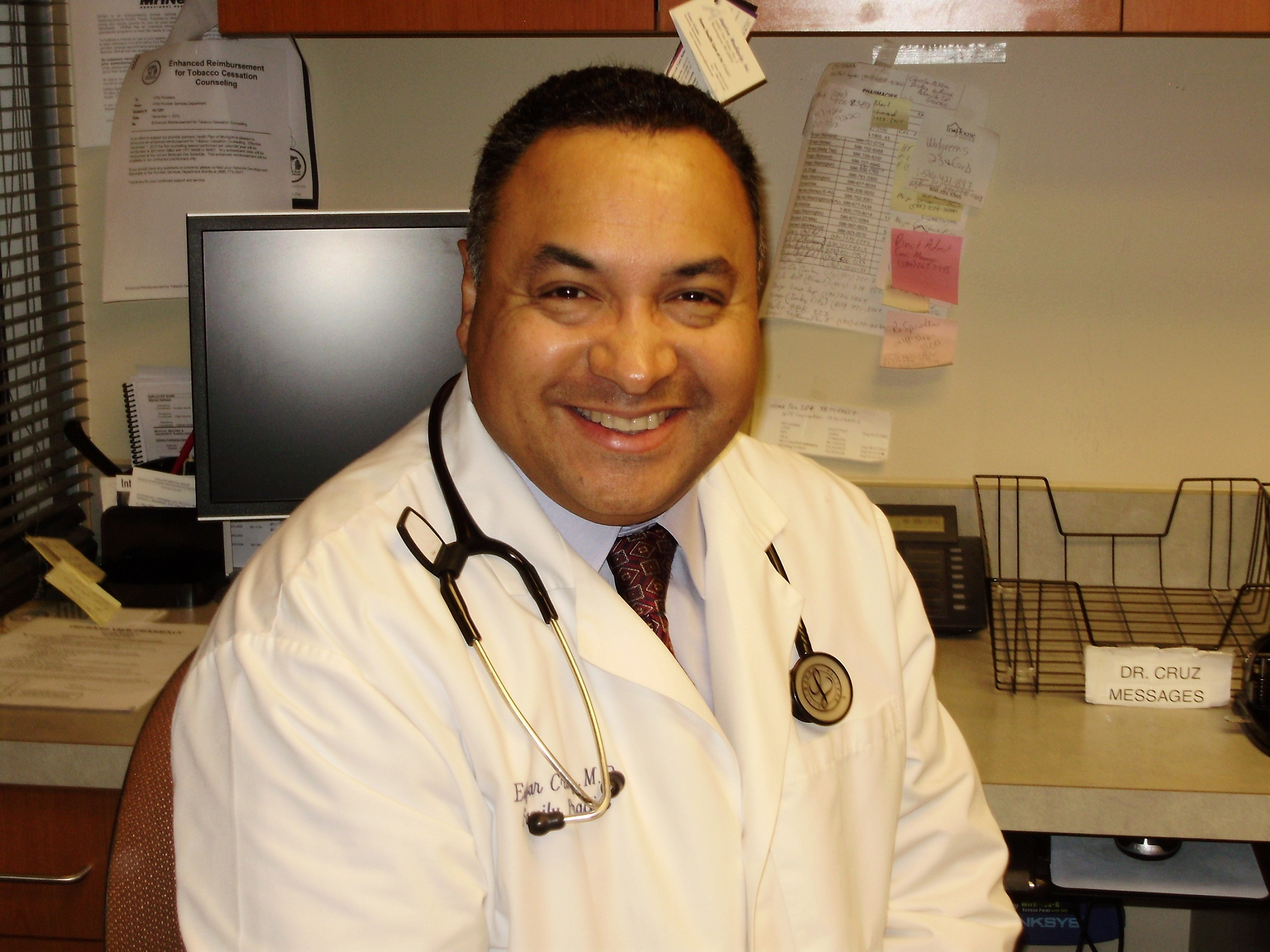 Dr. Edgar Cruz, MD