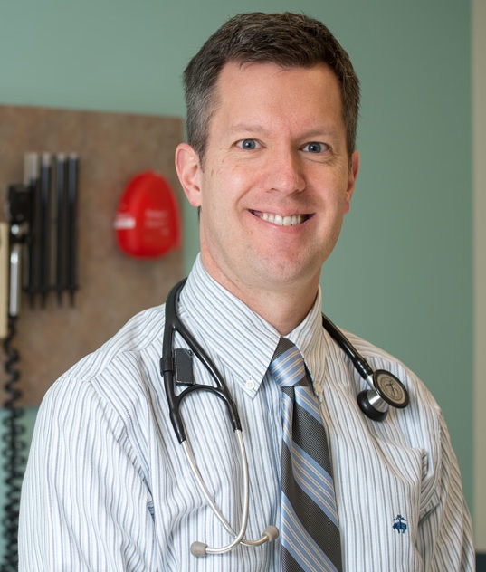 Dr. David Beuther, MD