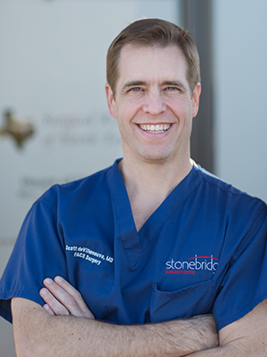 Scott A deVilleneuve, MD
