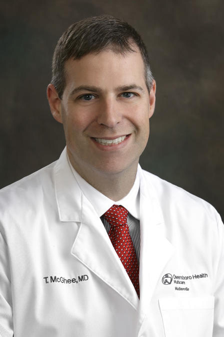 Dr. Timothy McGhee, MD