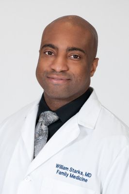 William W Starks, MD
