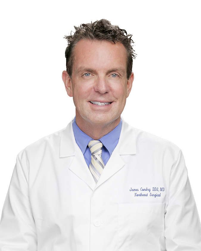James D Condry, DDS, MD