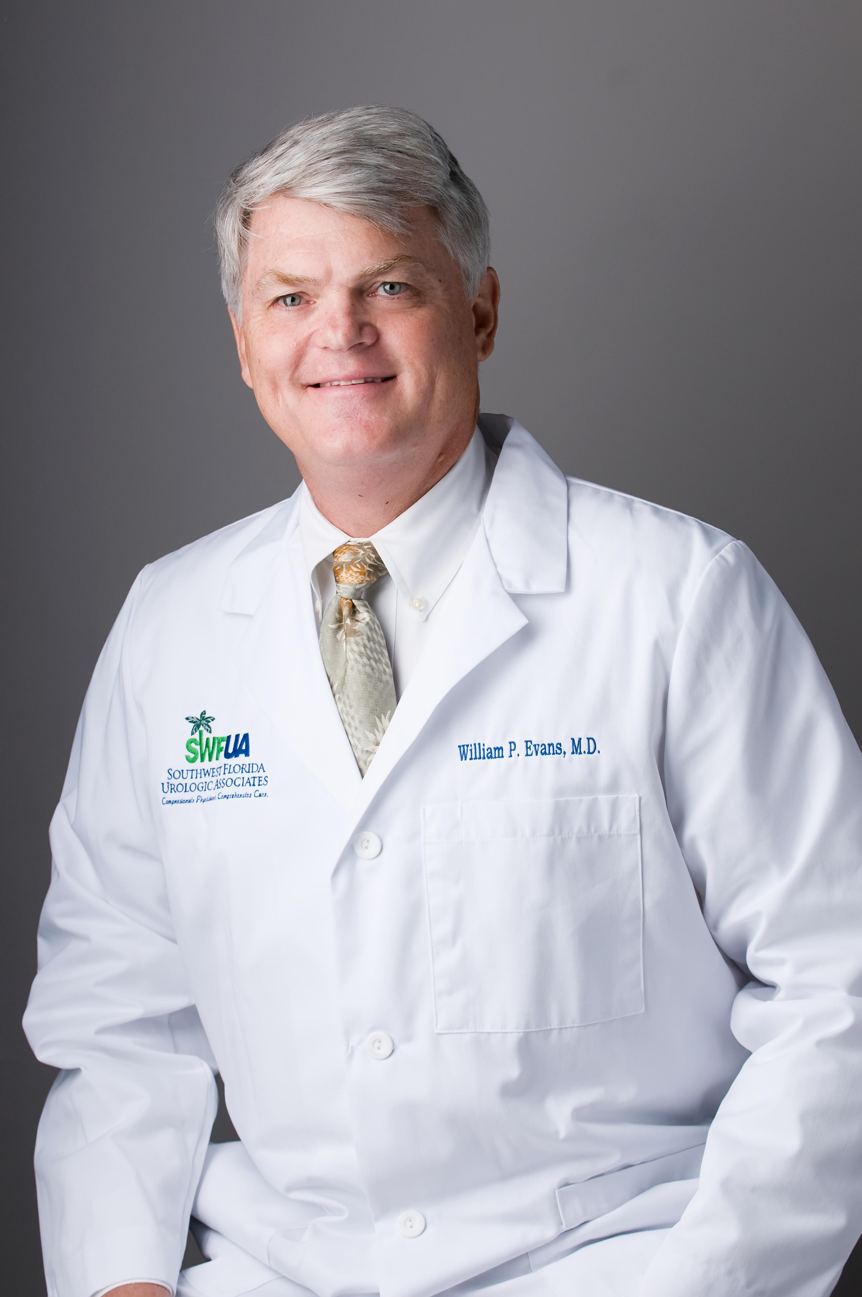 Dr. William Evans, MD