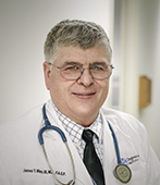 Dr. James May, MD