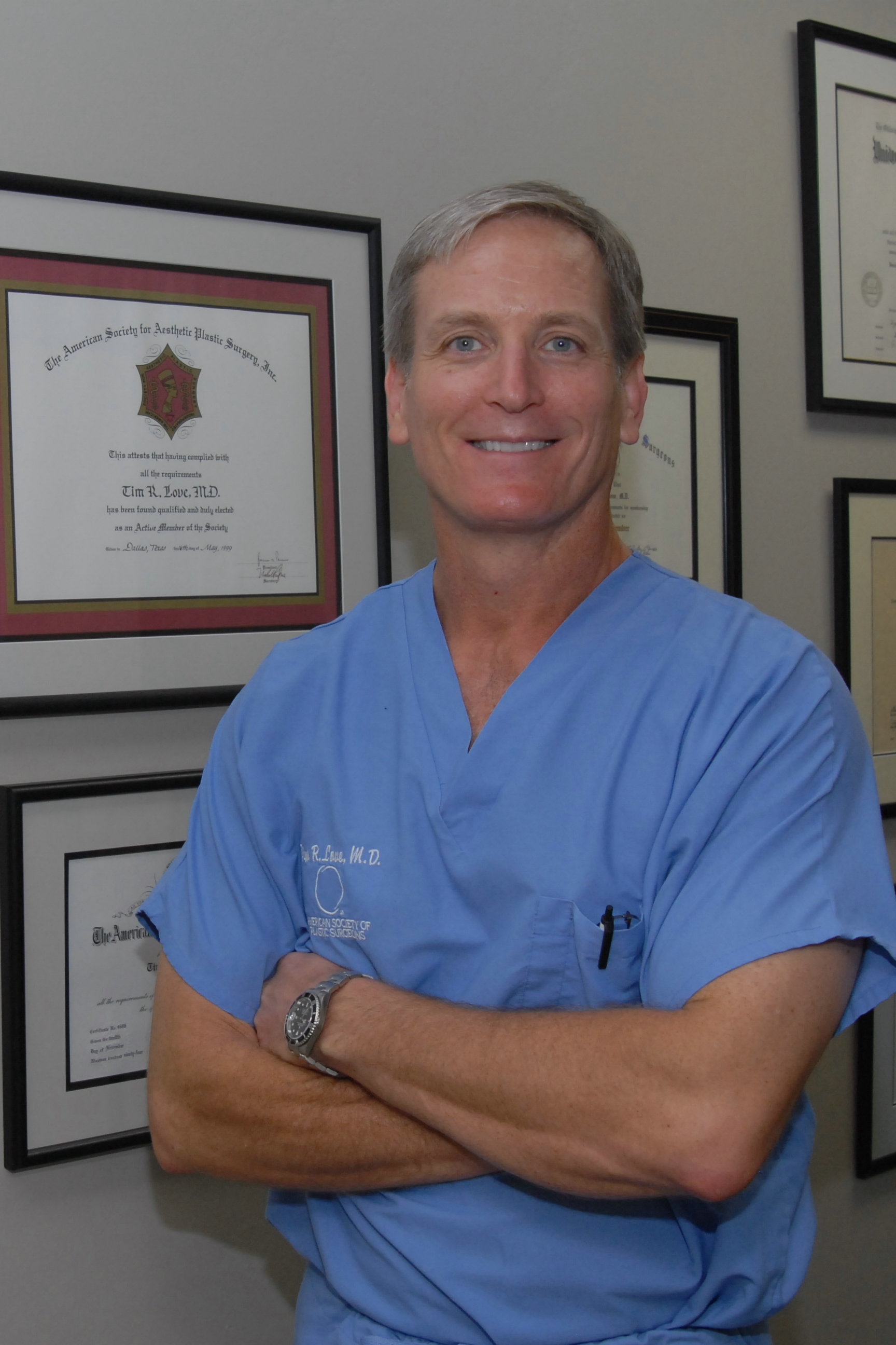 Tim R Love, MD