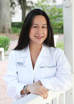 Evaleen F Caccam, MD