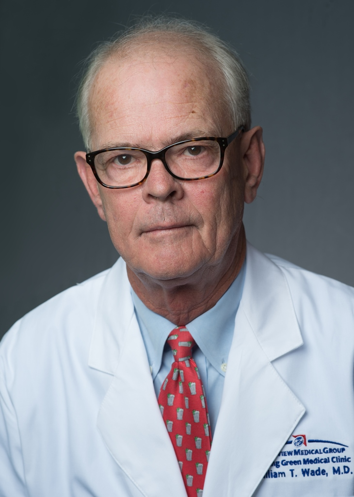 William T Wade, MD