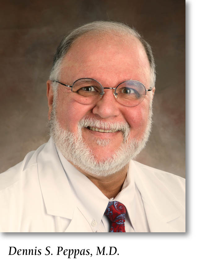 Dr. Dennis Peppas, MD