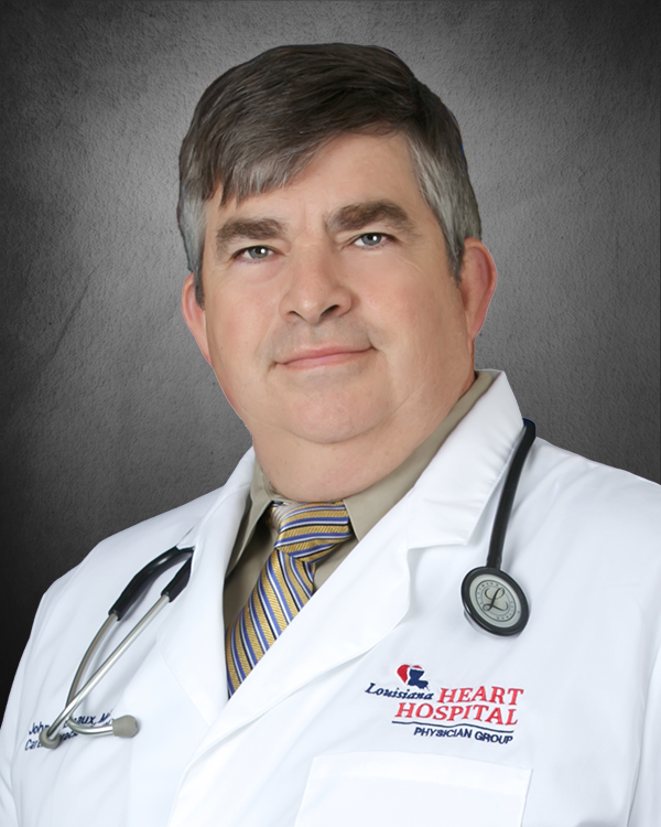 Dr. John Breaux, MD
