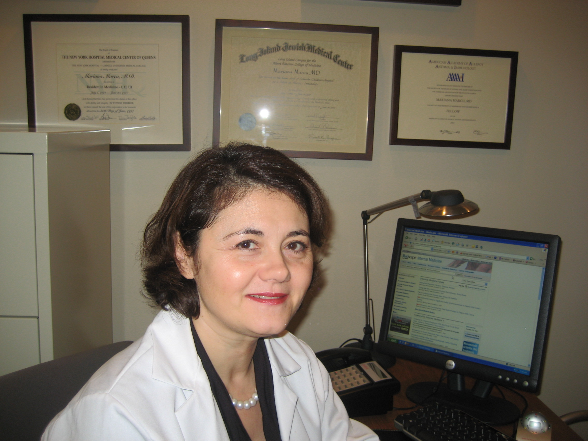 Mariana Marcu, MD