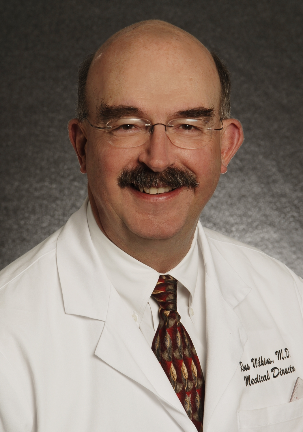 Ross M Wilkins, MD