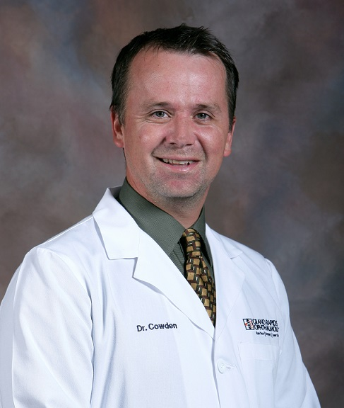 Thomas P Cowden, MD