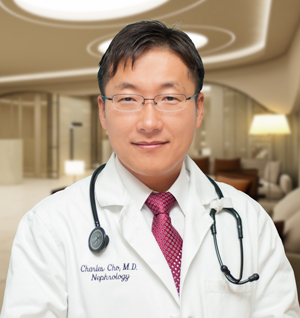 Dr. Charles Cho, MD
