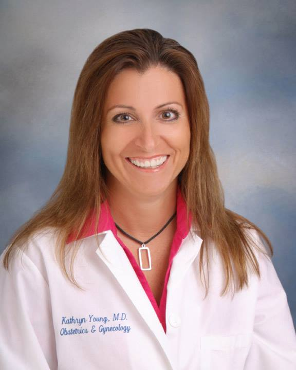 Kathryn M Young, MD, FACOG, FACOG, MD