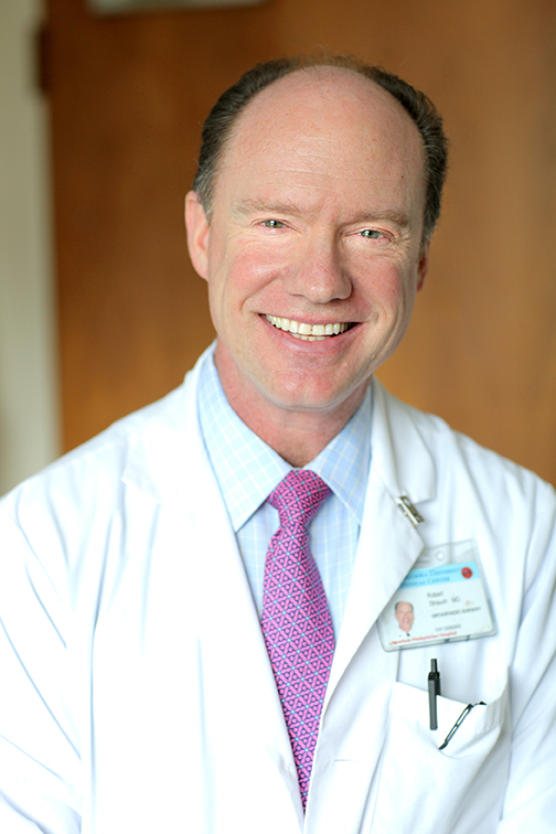 Robert J Strauch, MD