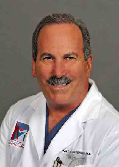Donald S Corenman, MD