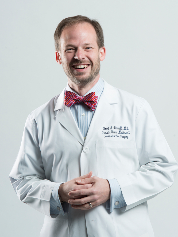 Brent A Parnell, MD