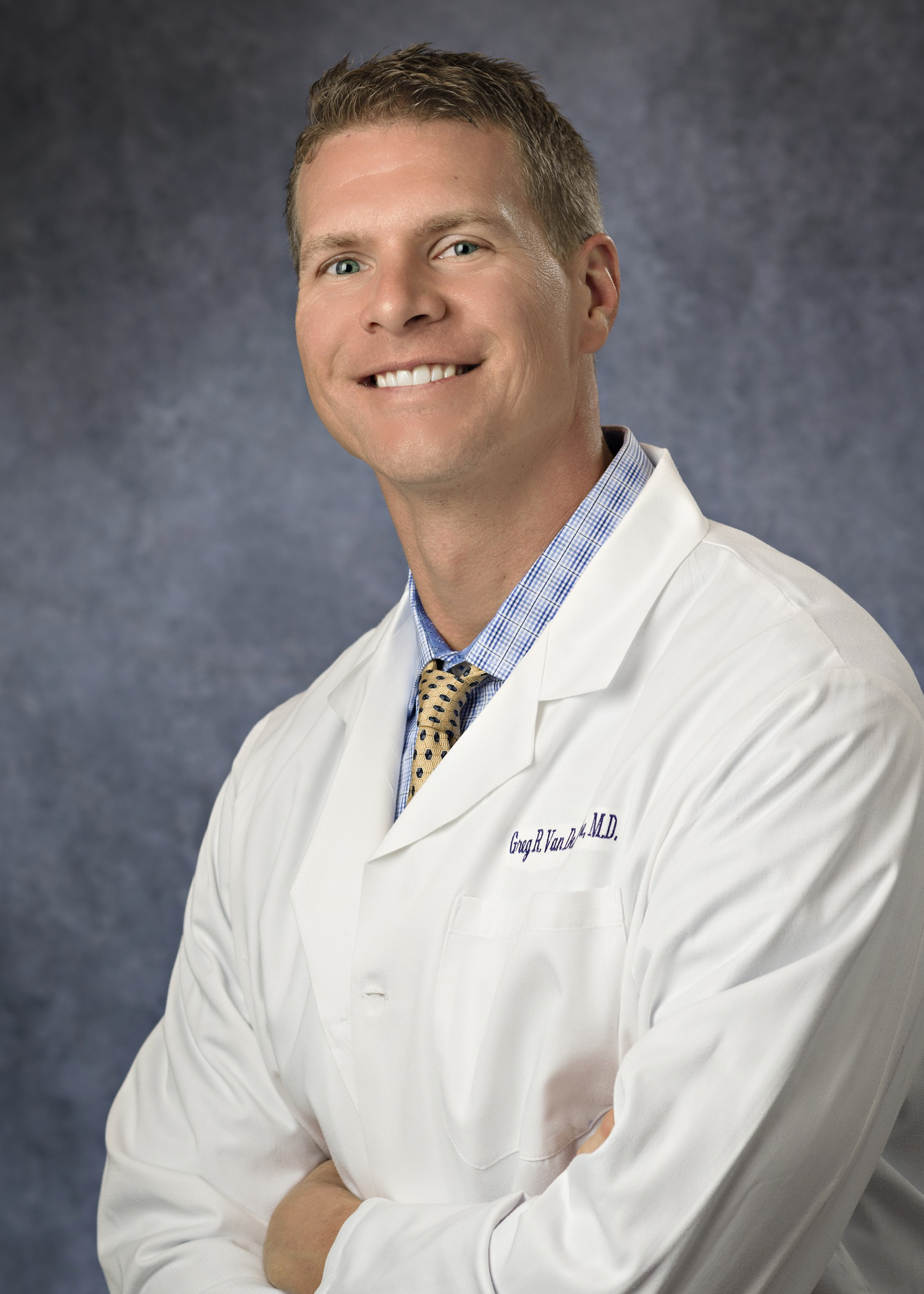 Gregory R Van Den Berghe, MD