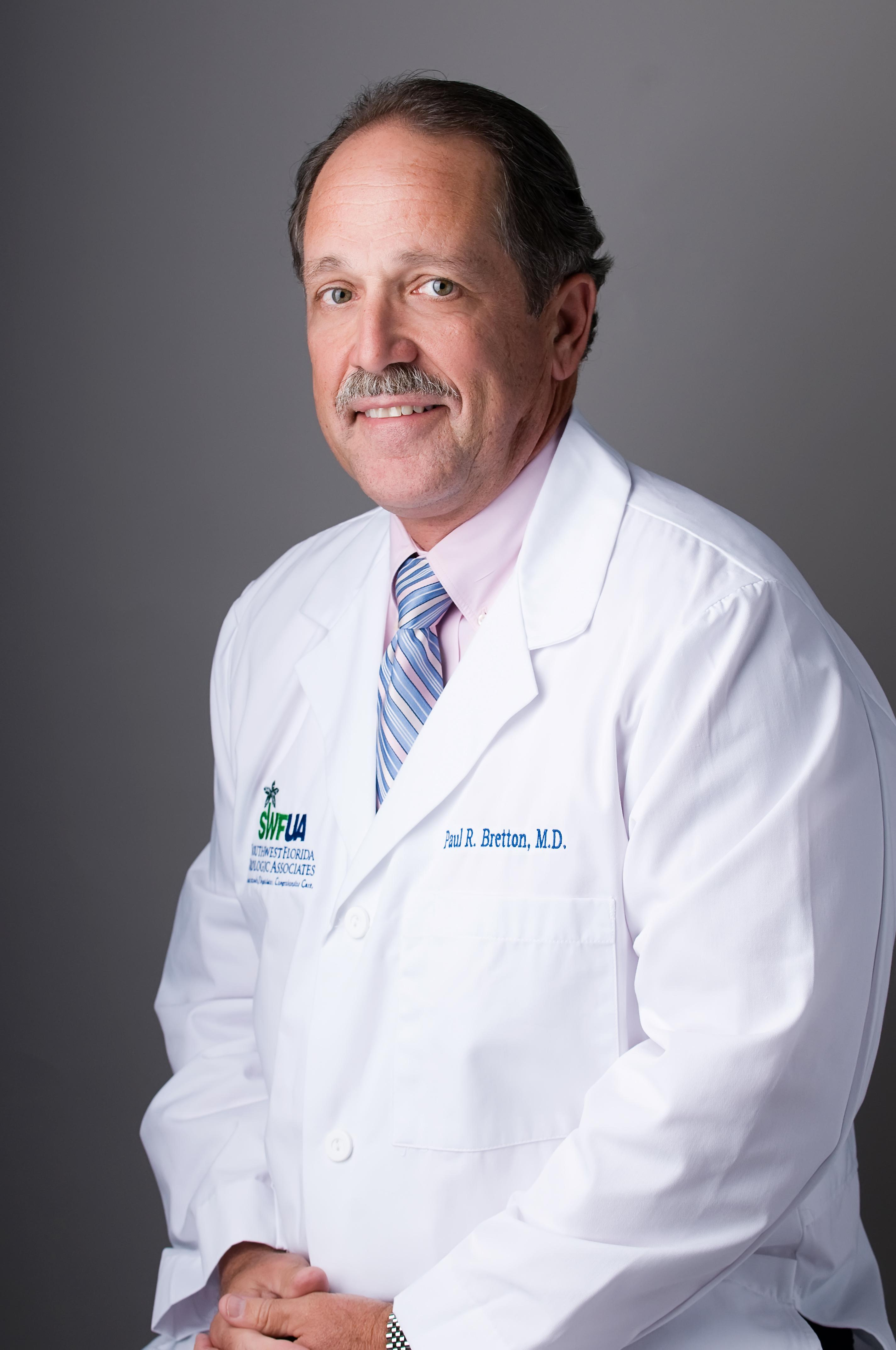 Paul R Bretton, MD