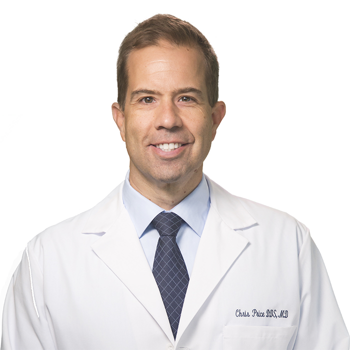 Christopher J Price, DDS, MD