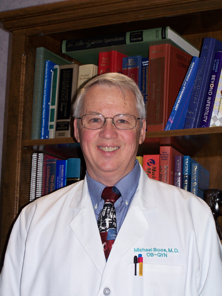 Dr. Michael Boos, MD