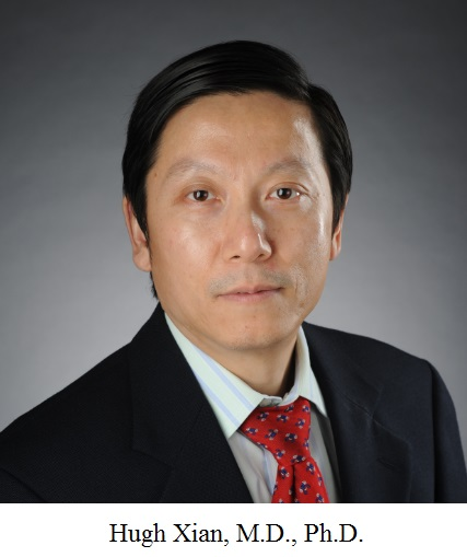 Hugh Xian, MD, PHD