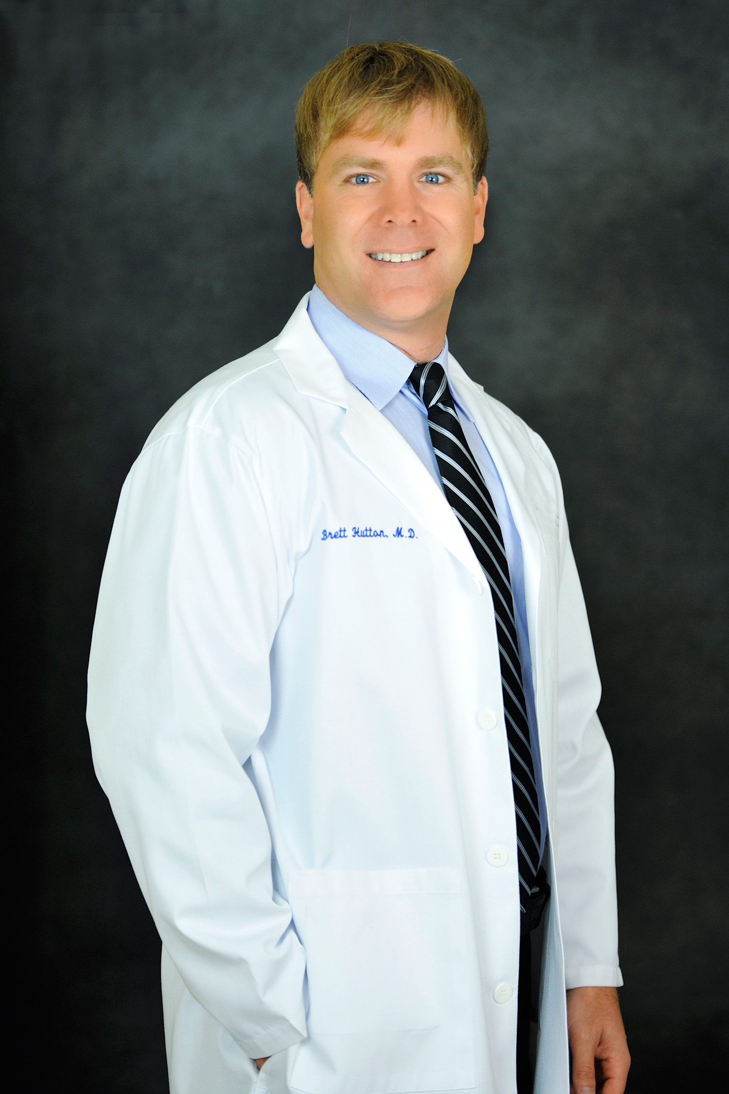 Brett R Hutton, MD
