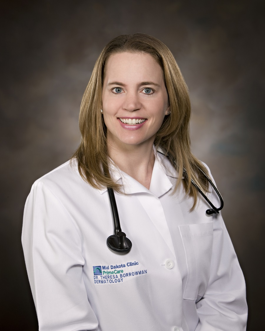 Theresa A Borrowman, MD