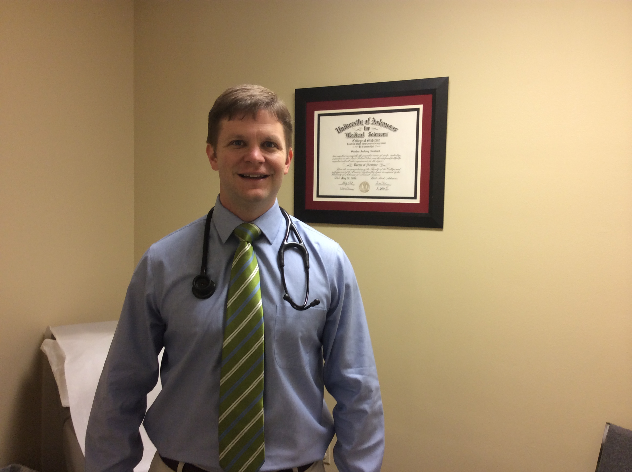 Dr. Stephen Humbard, MD