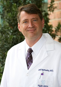 Jeffrey L Mckeeby, MD