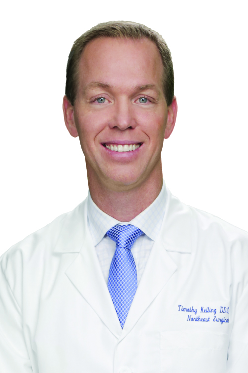 Timothy S Kelling, DDS, MD