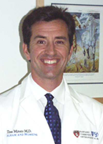 Dr. Tom Minas, MD