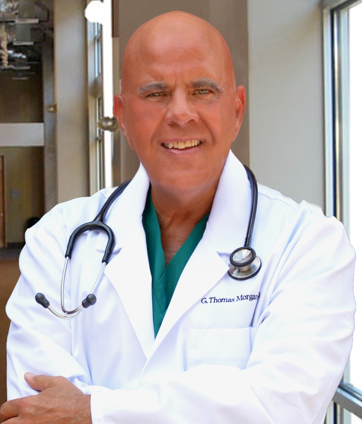 George T Morgan, MD