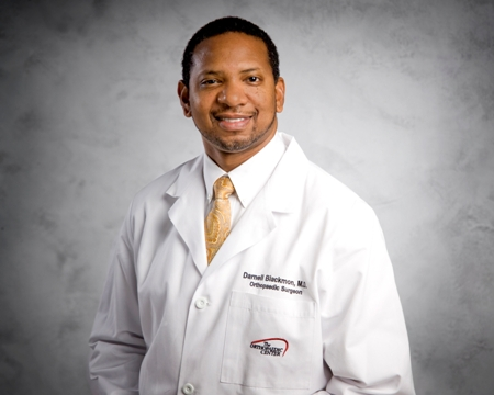 Darnell E Blackmon Sr, MD