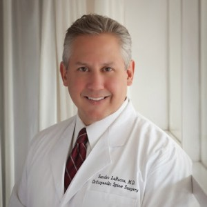 Dr. Sandro LaRocca - Board Certified Spine Surgeon, MD