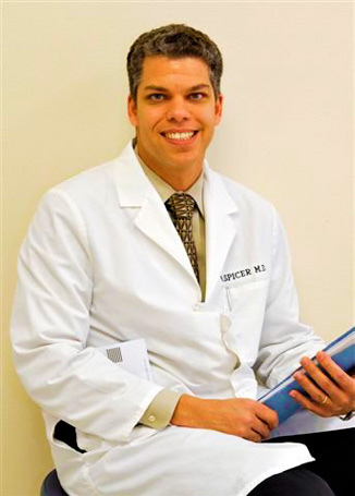 Michael S Spicer, MD