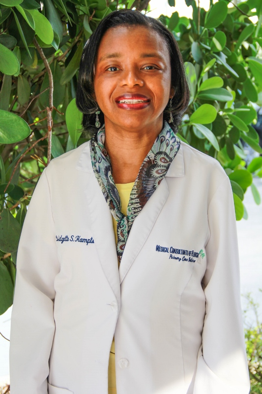 Dr. Bridgette Hampton, MD
