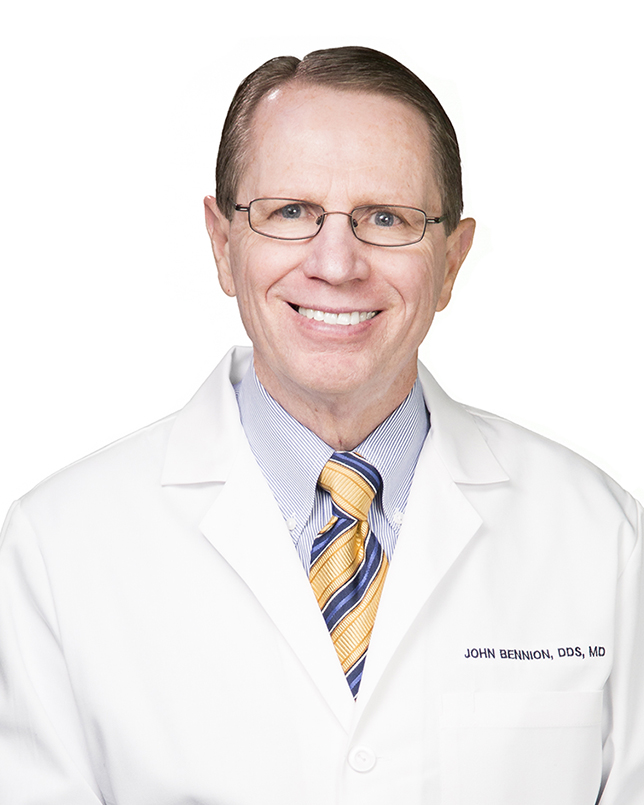 John W Bennion, DDS, MD