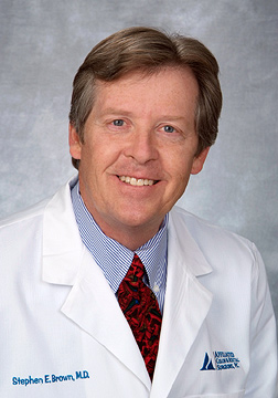 Stephen E Brown, MD