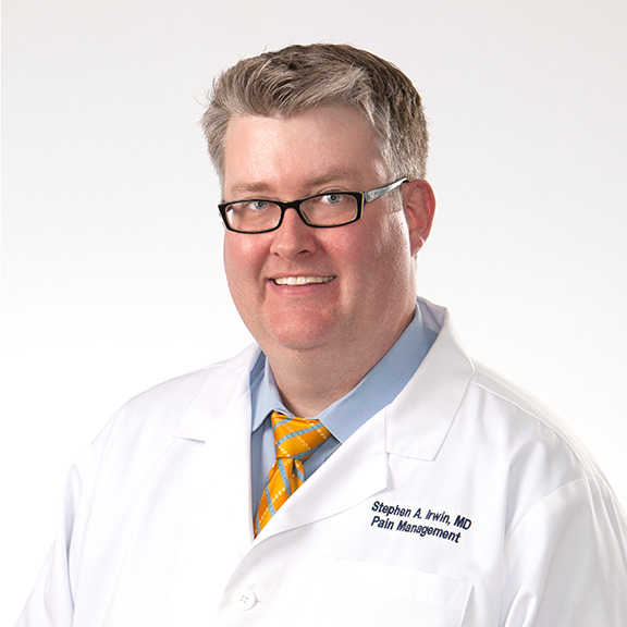 Stephen A Irwin, MD