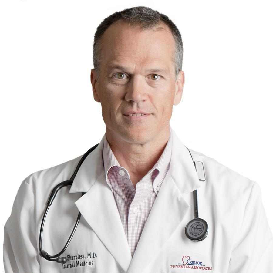 Dr. Gary Sharpless, MD