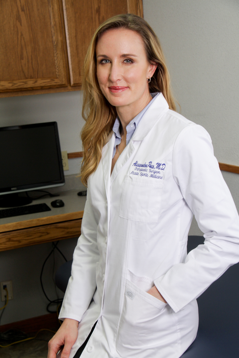 Alessandra Ross, MD