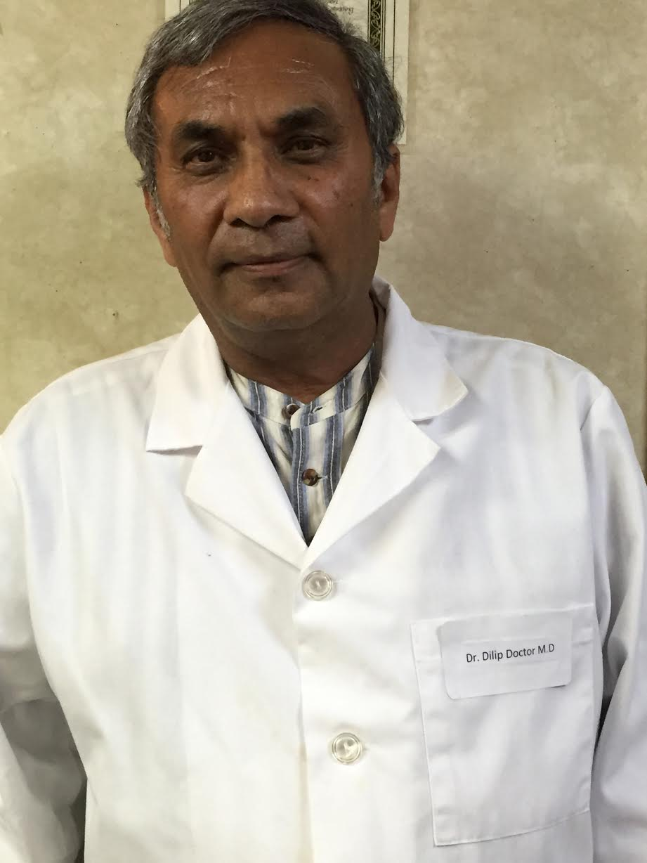 Dilip S Doctor, MD