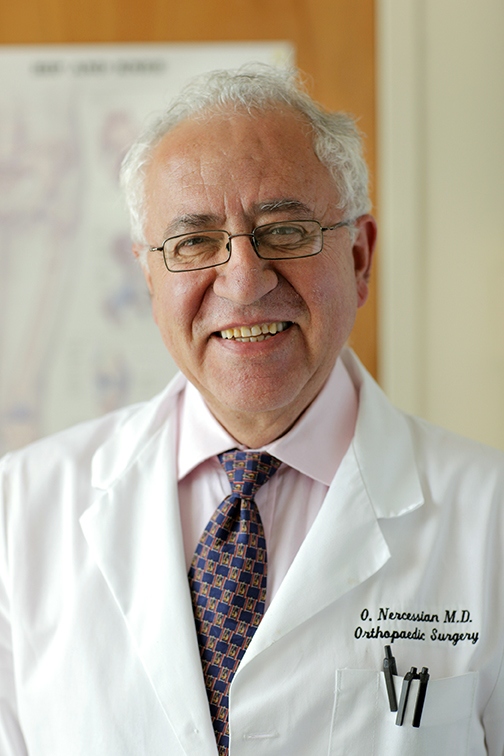 Dr. Ohannes Nercessian, MD