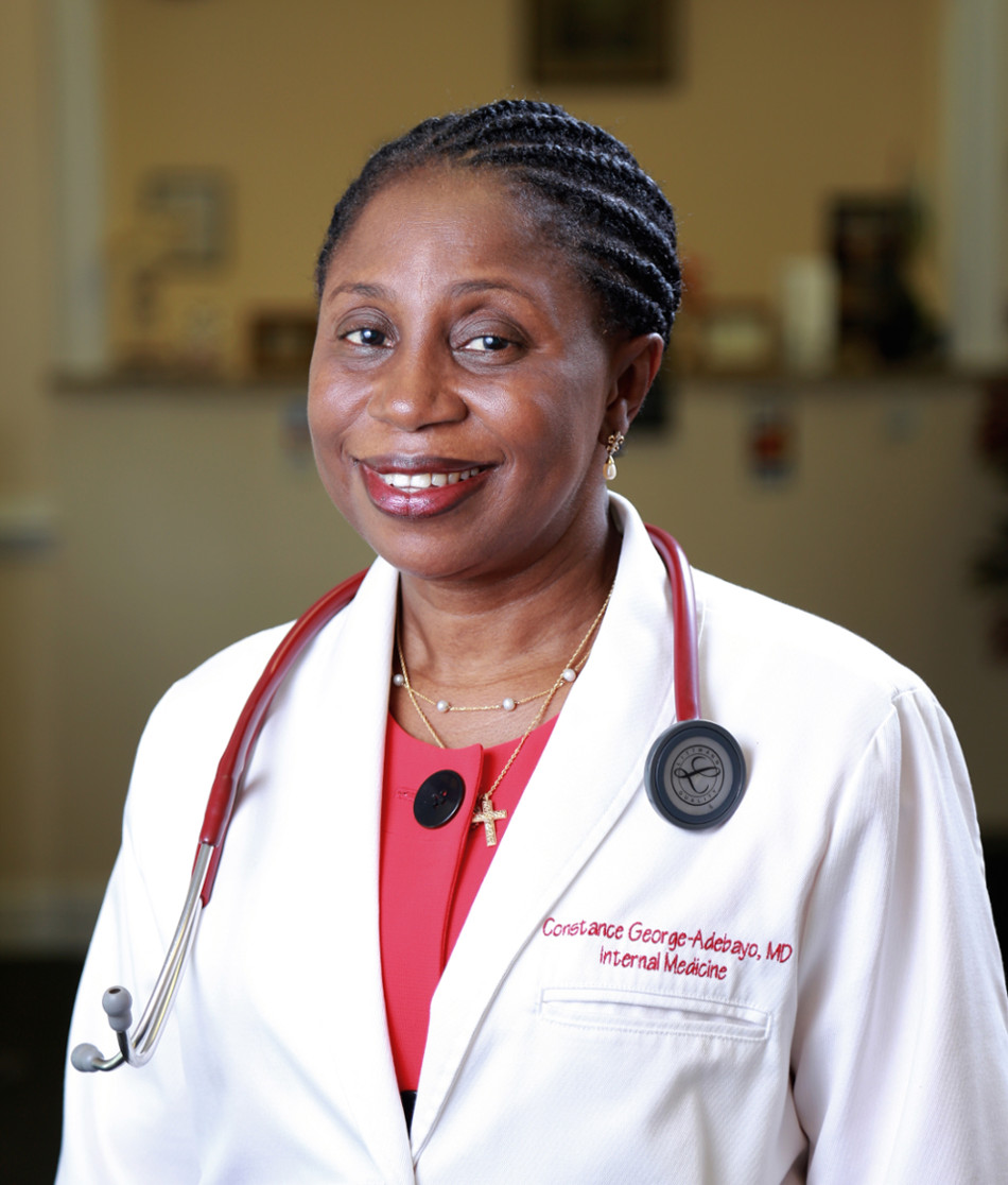 Dr. Constance George-Adebayo, MD