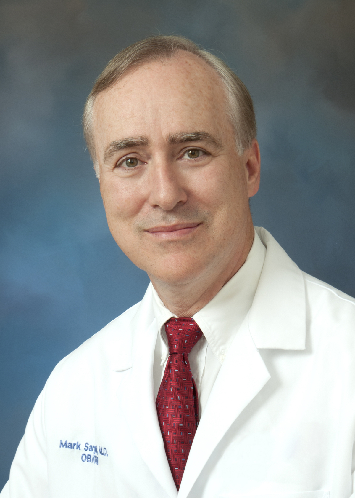 Mark A Sargent, MD