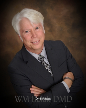 William M. Bolak, DDS, DMD